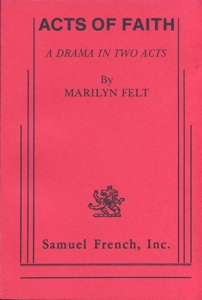 Cover of Samuel French publication